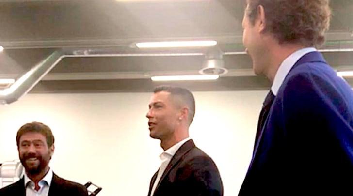 Cristiano Ronaldo alla Juventus: la benedizione di John Elkann