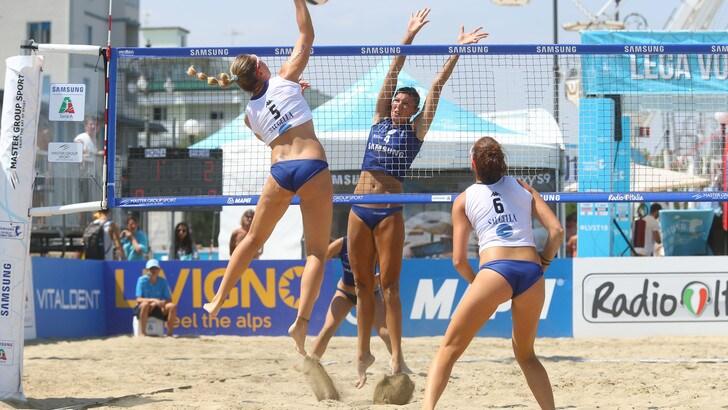 Sand Volley: Riccione ospiterà la terza tappa del circuito
