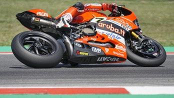 SBK, Ducati: frattura per Davies che non parteciperà al WDW