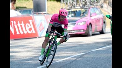 Tour de France, Uran getta la spugna
