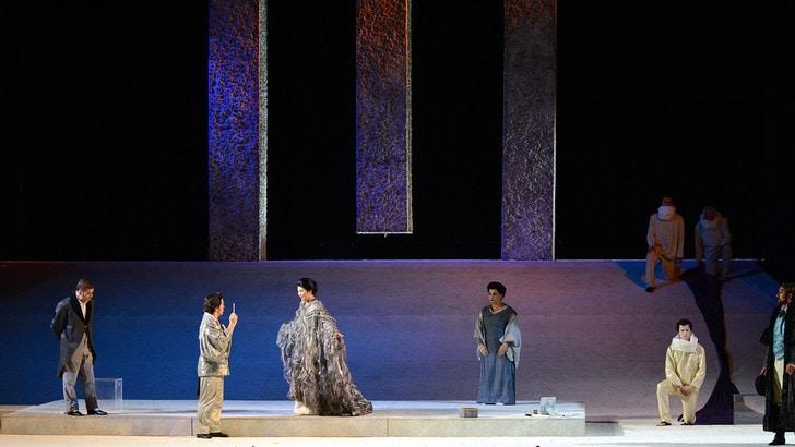 In scena con Madame Butterfly per sostenere AISM