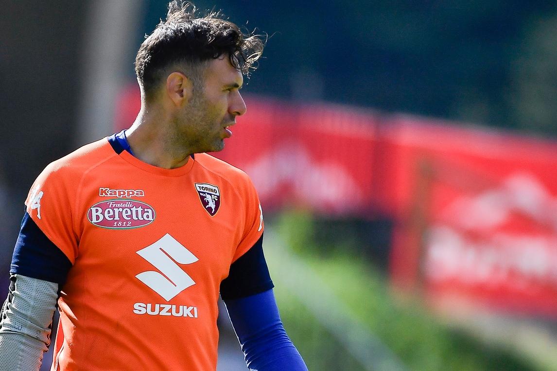 Sirigu: «Ho rinnovato perché il Torino può crescere molto»