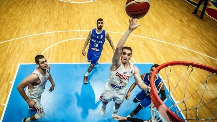 Europeo U20, l'Italia cede il passo alla Croazia
