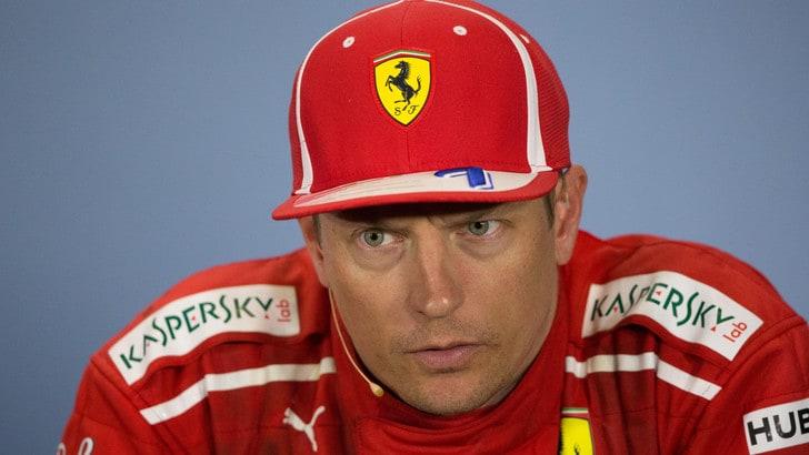 F1 Germania, Raikkonen: «Un errore iniziale mi ha condizionato»