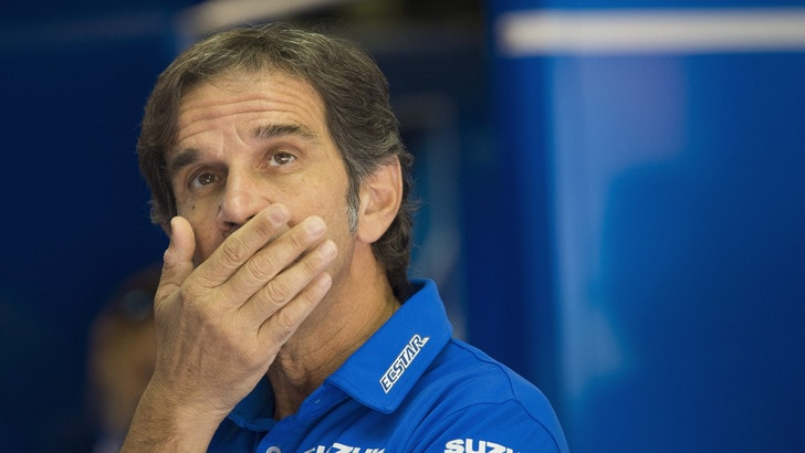 MotoGp Suzuki, Brivio: «Dobbiamo finire la stagione nel miglior modo possibile»