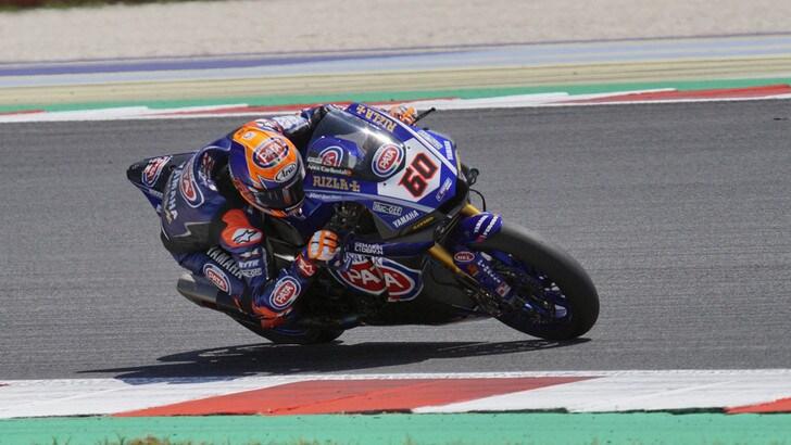 Superbike, rinnovo per van der Mark e Lowes con Yamaha