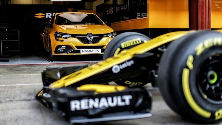 Renault Megane R.S. Trophy, motore e assetto da GP