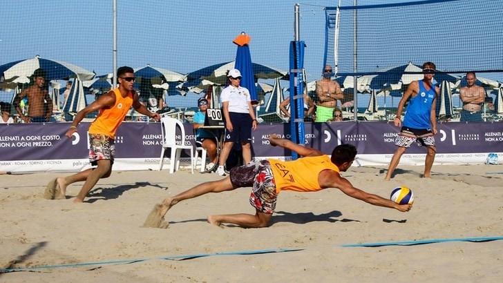 Beach Volley: partita a Cervia la quarta tappa del Campionato Italiano