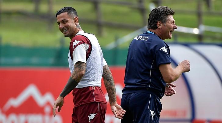 Izzo, l'anti CR7:«Io uno da Toro. Ronaldo? Ci vediamo al derby»