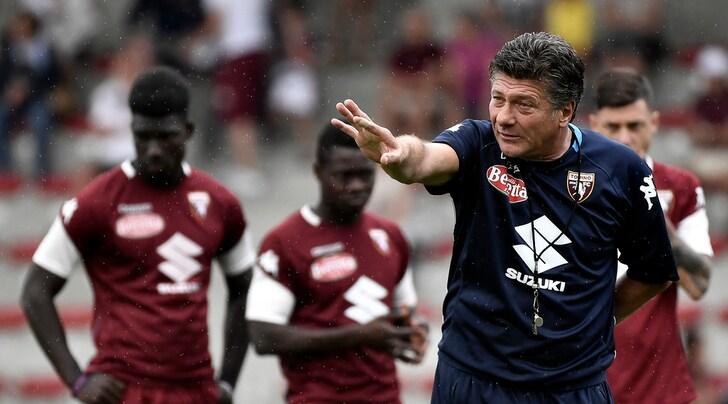 Torino, Mazzarri non pone limiti:«Ce la giocheremo con tutti»