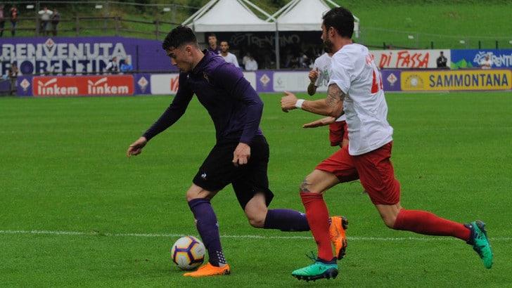 Fiorentina, bene i giovani: 11 gol contro il Real Vicenza