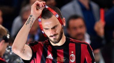 Bonucci al tifoso:«Restare al Milan? So io cosa fare»