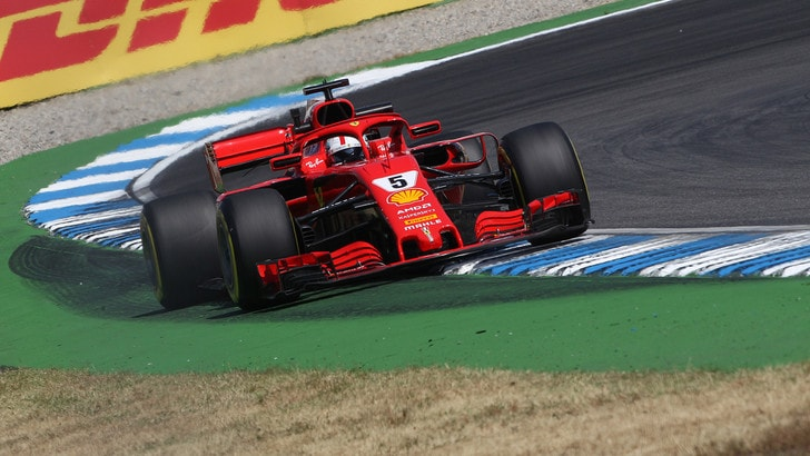 F1, Gp Germania diretta qualifiche ore 15