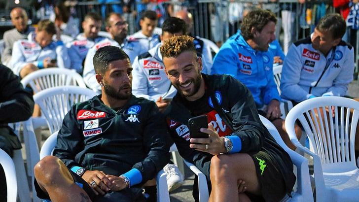 Calciomercato Benevento, arriva Insigne jr dal Napoli