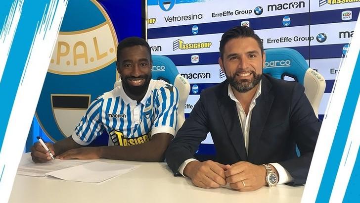 Calciomercato Spal, ufficiale: sbarca Djourou