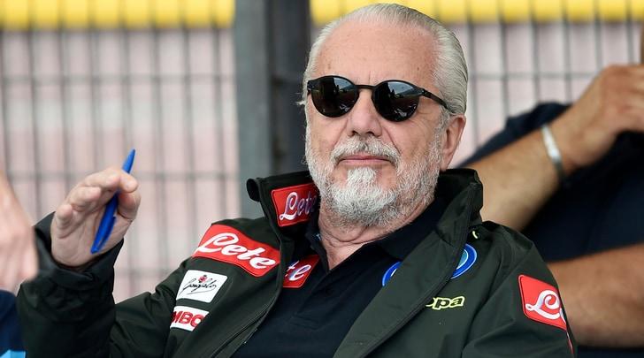 Napoli, arrivano conferme da De Laurentiis: «Arias? Siamo ai minuti conclusivi»