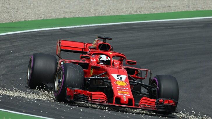 F1 Germania, Vettel profeta in patria vale 1,45