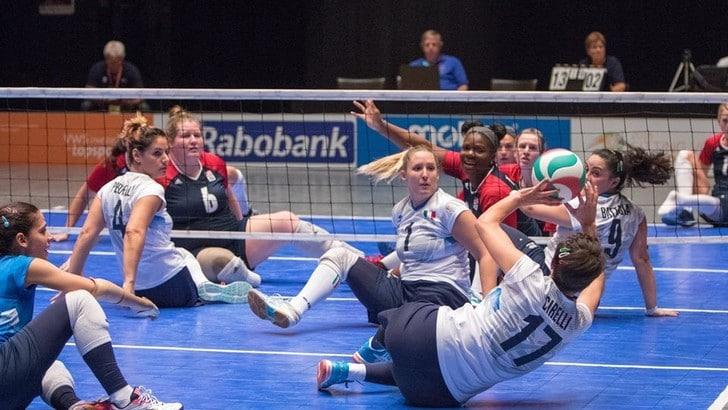 Sitting Volley: Mondiali, l'Italia cede alla Cina e chiude quarta