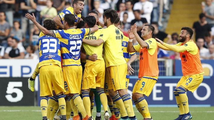 Serie A Parma, il test con il Foggia finisce 3-1
