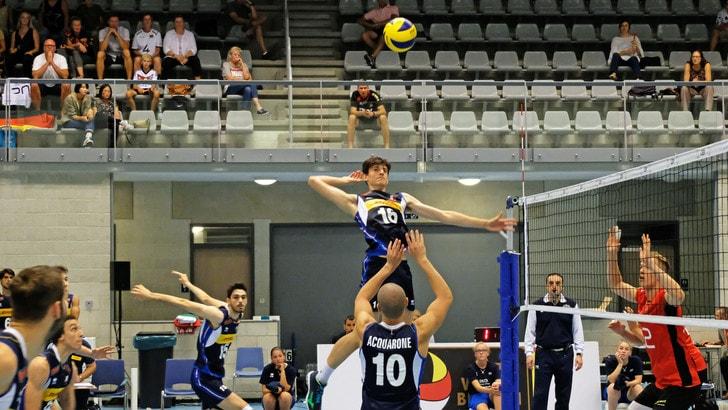 Volley: Europei Under 20, l'Italia si arrende alla Germania