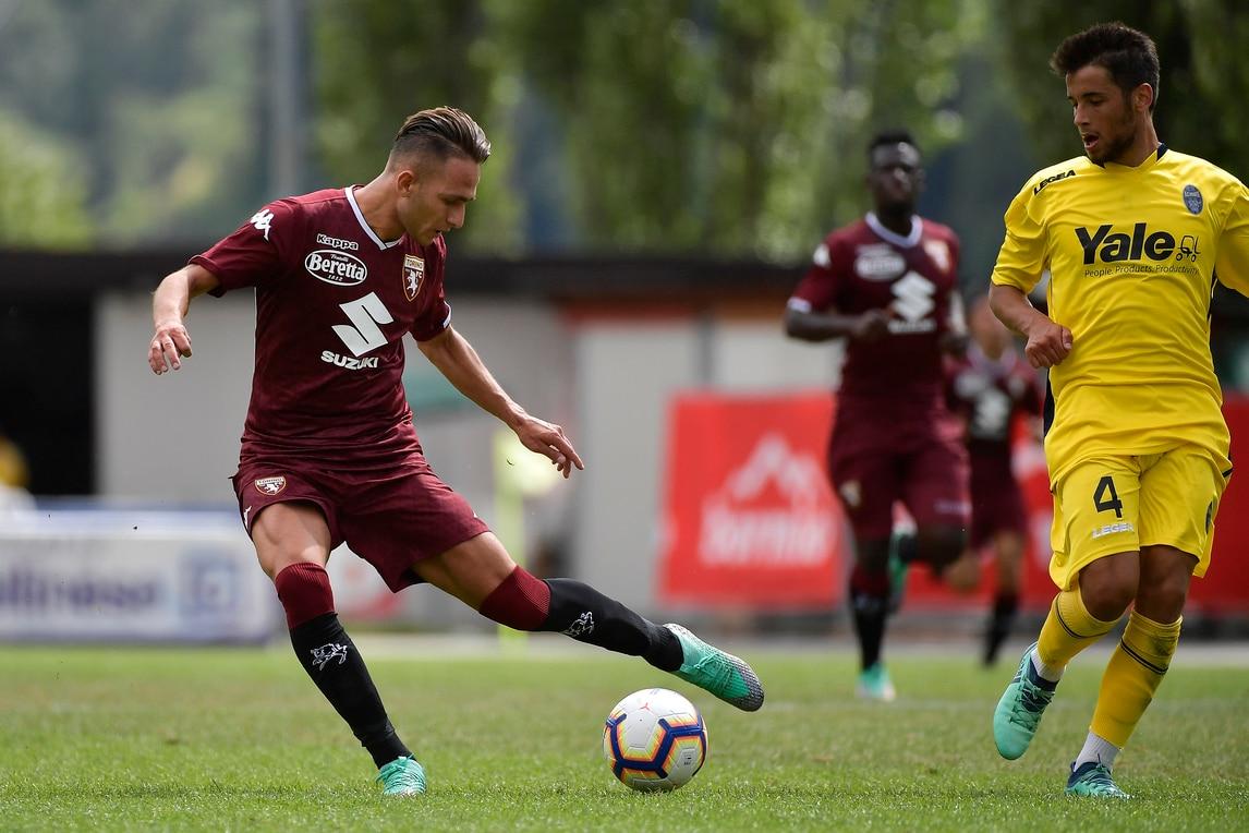 Torino, 3 gol al Renate: prima rete per Damascan