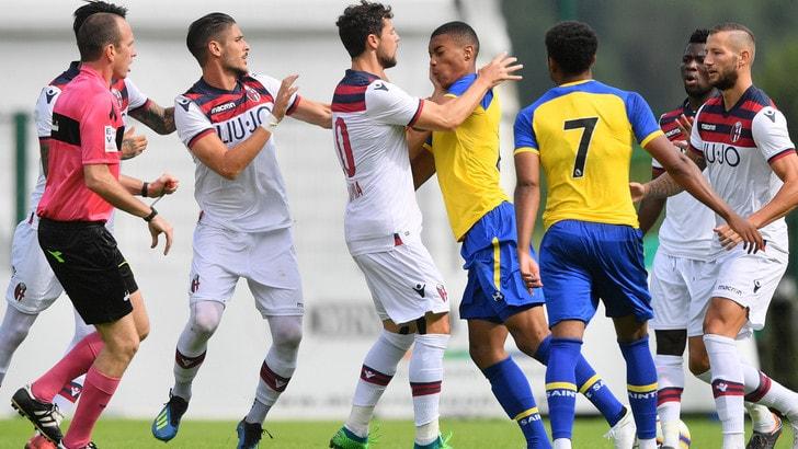 Bologna-Southampton Under 23 2-0: Falcinelli e Falletti a segno