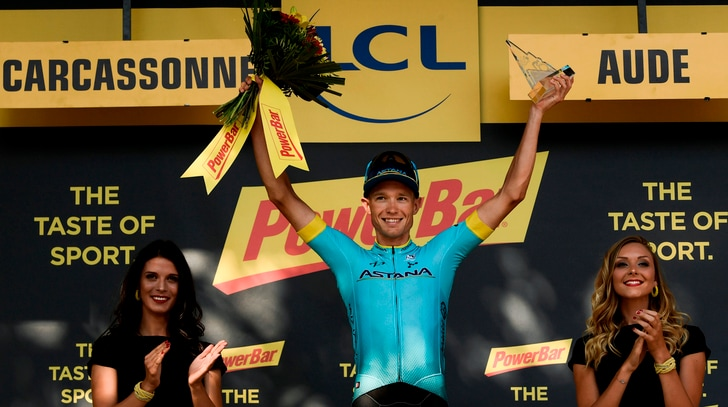 Tour de France, Nielsen vince la 15ª tappa. Thomas ancora in giallo