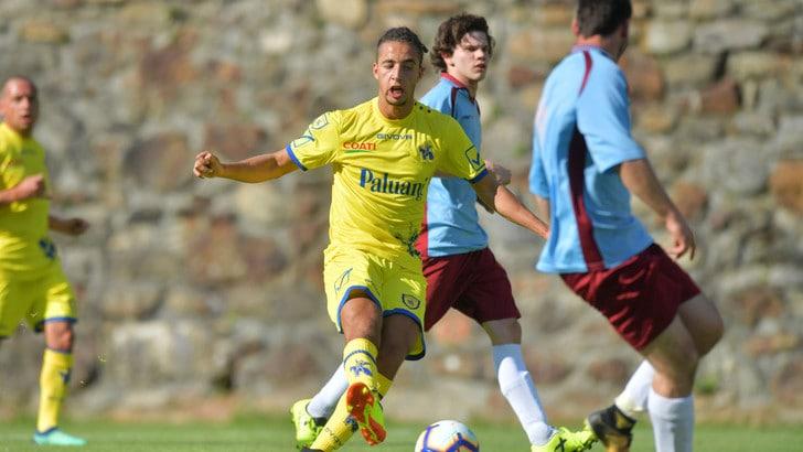 Chievo-Virtus Verona 2-0: Radovanovic e Kiyine gol