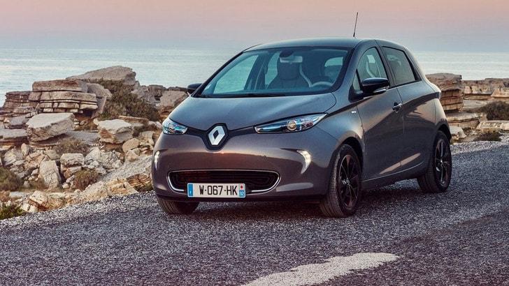 Renault Zoe: ancora più potente