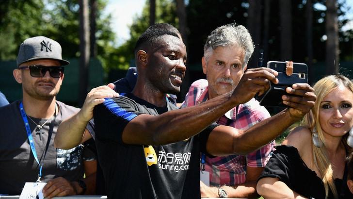 Asamoah felice all'Inter: «Lo fanno sentire più importante che alla Juventus»
