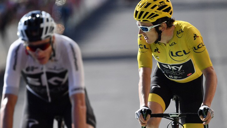 Tour de France, Thomas-Froome: testa a testa anche per i quotisti