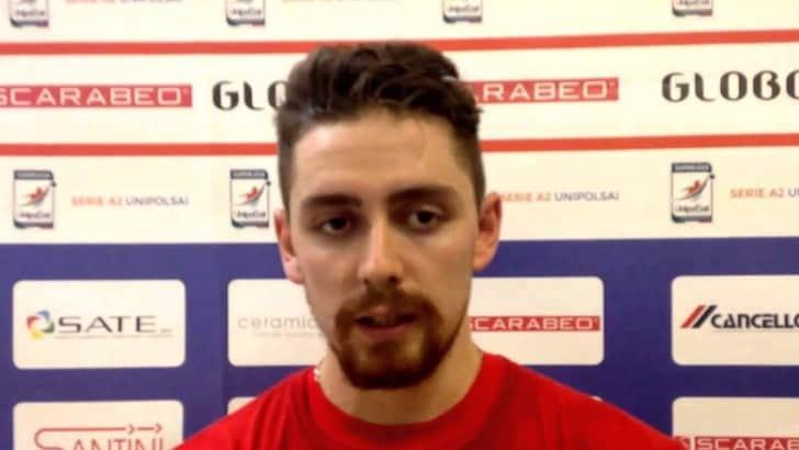 Volley: A2 Maschile, Giancarlo Rau giocherà con la Roma Volley