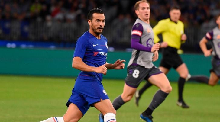 Chelsea, Pedro prolunga il contratto fino al 2020