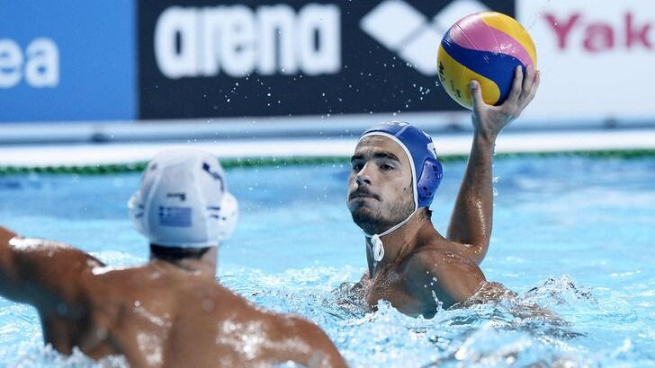 Pallanuoto, per l'Italia vale 2,50 la finale europea