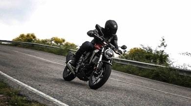 Honda CB 300 R: buona per tutto, buona per tutti