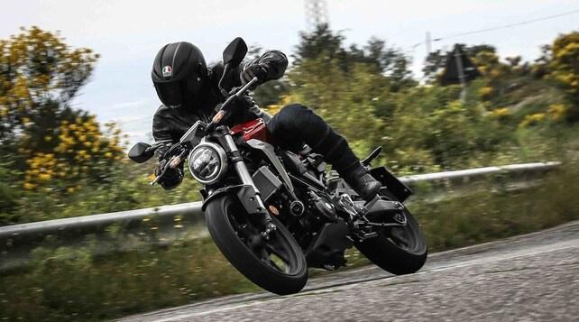 Honda CB 300 R: le foto della prova
