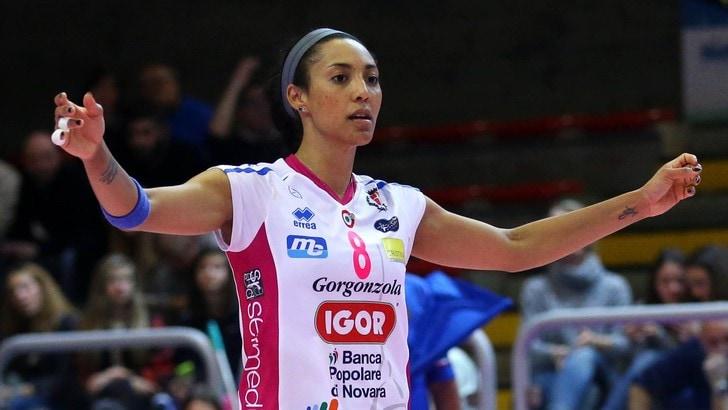 Volley: A1 Femminile, Cuneo alza il livello: arriva Aura Cruz