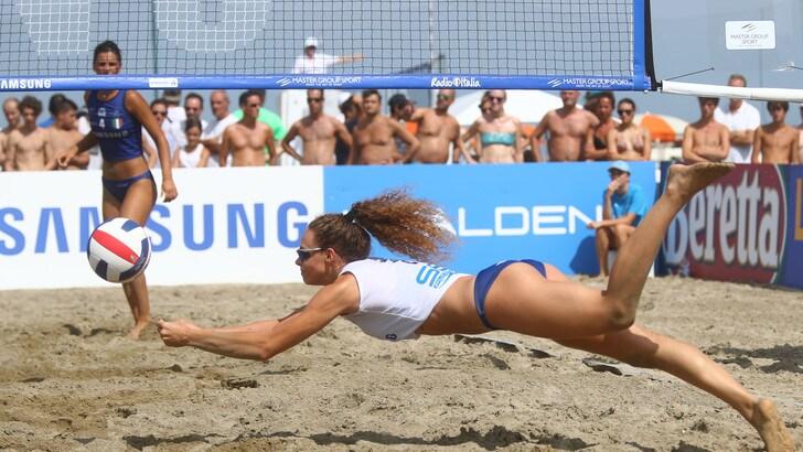 Sand Volley: Lignano Sabbiadoro ospiterà il gran finale