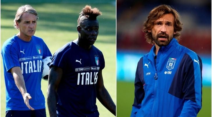 Mancini disegna la sua Italia:«Torneremo grandi con Pirlo e Balotelli»