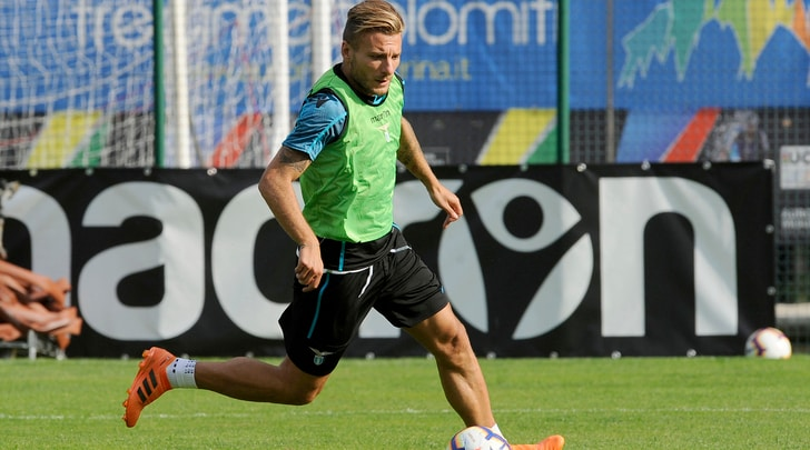 Immobile: «CR7 alla Juventus? Per fortuna ho già vinto la classifica cannonieri»