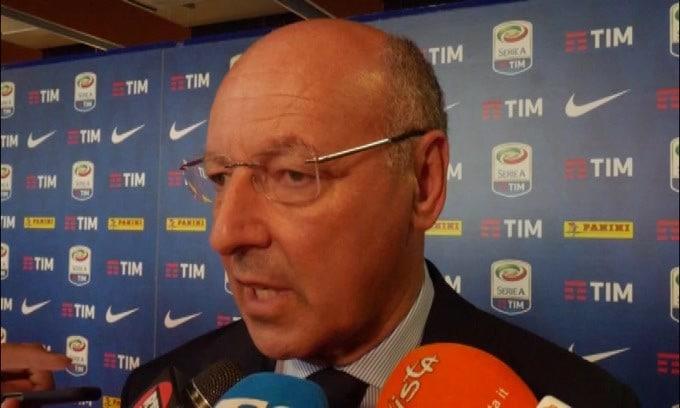 """Marotta: """"Bonucci? Siamo al completo in difesa"""""""