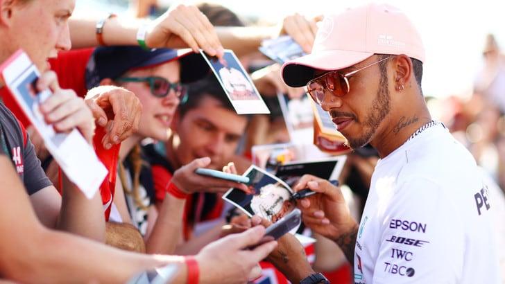 F1 Ungheria, Hamilton: «Il taglio della pit lane? Una gran cosa e la rifarei»