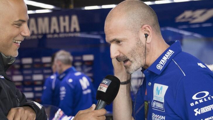 MotoGp Yamaha, Meregalli: «Abbiamo sempre lavorato duramente»