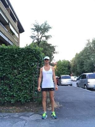 La nuova sfida di Marco Frattini. Meda-Livigno di corsa