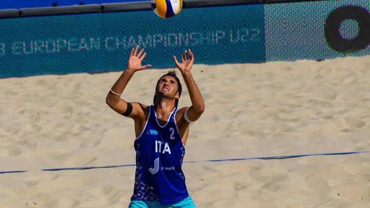 Beach Volley: Europei Under 22, vanno avanti le coppie italiane