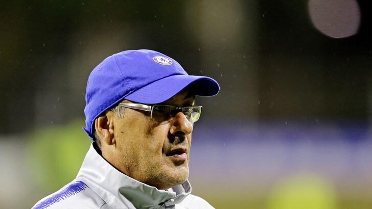 ICC, Chelsea-Inter: i bookmaker dicono Sarri
