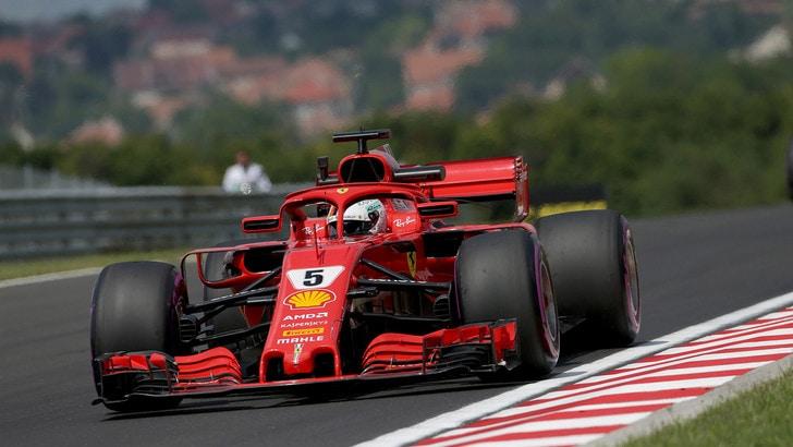 F1, Gp Ungheria diretta qualifiche ore 15