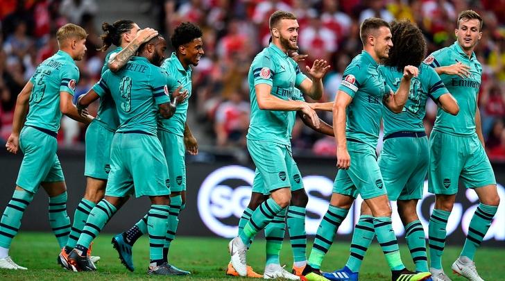 Icc, Arsenal-Psg 5-1: la vendetta di Emery