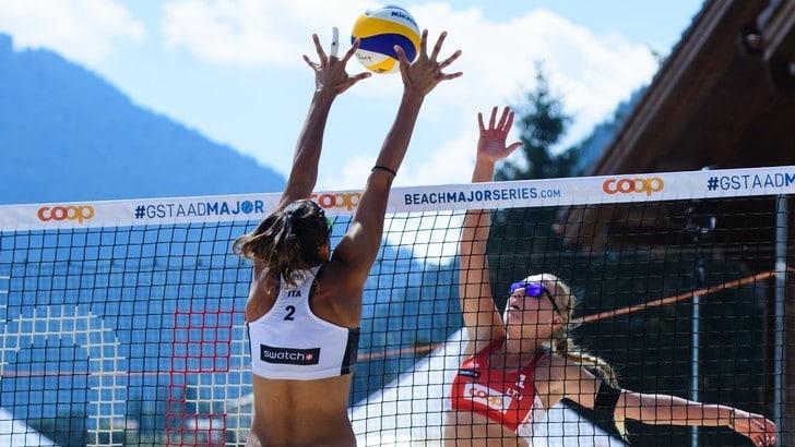 Beach Volley: Europei Under 22, quarti di finale per Traballi-Puccinelli