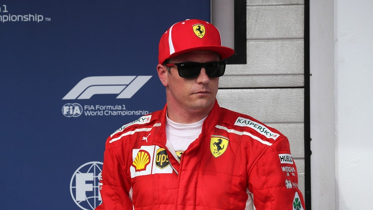 F1 Ungheria, Raikkonen: «Domani proveremo a vincere»